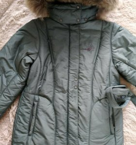 Куртка зимняя  Норвегии