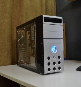 Бюджетный системник с DDR3 Новогодняя цена