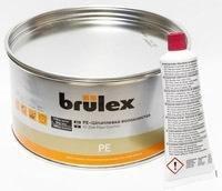 Шпатлёвка автомобильная Brulex со стекловолокном