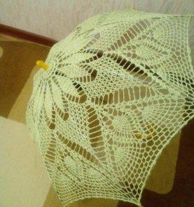 Зонтик ручная работа