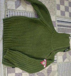 Теплый свитер Gulliver
