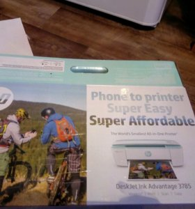 Принтер HP 3785