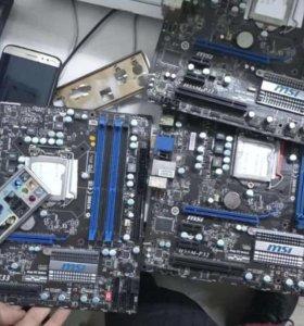 MSI LGA1155 и LGA1156