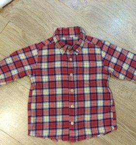 Oshkosh рубашка 98 рр
