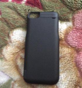 чехол-аккумулятор iPhone 6/7