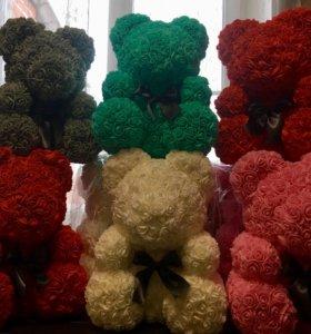 Медведь из роз 🐻
