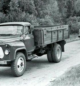 Лобовое стекло ГАЗ-53