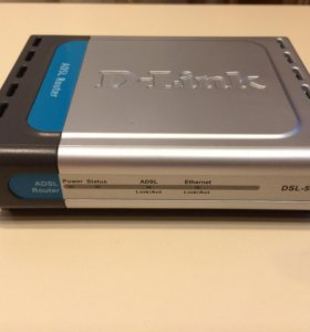 Модем ADSL D-Link
