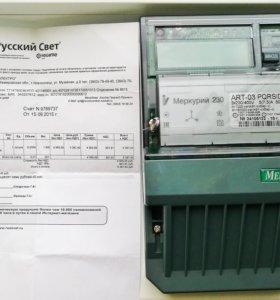 Счетчик электроэнергии Меркурий 230 ART-03