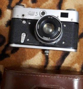 Фотоаппарат FED