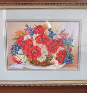 картины ручной работы из бисира