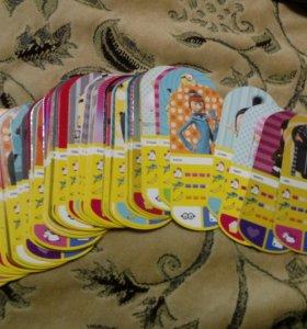 Карточки Гадки Я 3
