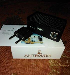 AntRouter LTC