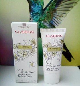 Крем для рук Clarins с жасмином