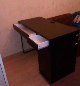 Письменный компьютерный стол 105х50х75
