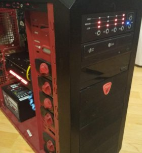 Системник Игровой i7 +Gtx1060-6gb
