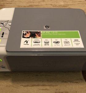 Принтер - сканер - копир HP PSC 1510