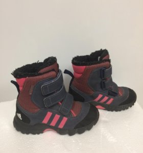 Зимние ботинки Adidas оригинал 24 размер