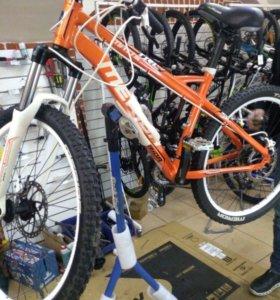 Продам срочно новый велосипед Merida