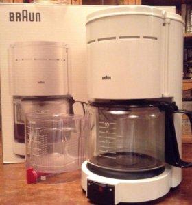 Кофеварка Braun