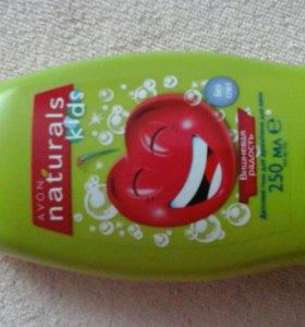 Детский гель для душа / пена для ванн