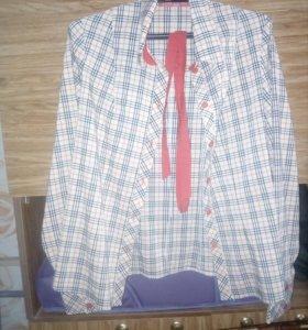 Женская блузка 46 размера