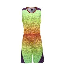 Баскетбольная форма спортивная костюм