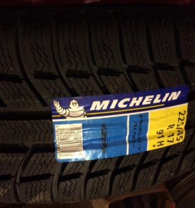 Новые Michelin Primacy Alpin PA3, Run Flat