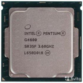 Продаю процессор Pentium G4600 полностью рабочий