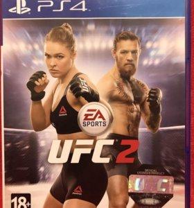 Игра PlayStation 4 (PS4) - UFC 2