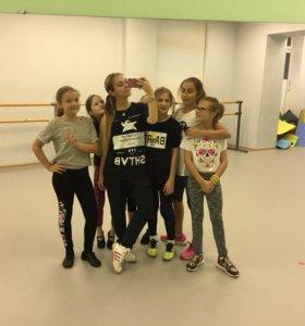Индивидуальное обучение современным танцам