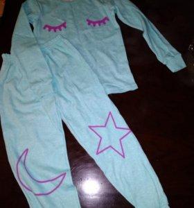 Новые пижамы детские