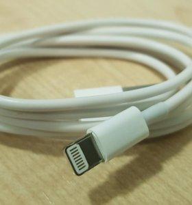 iPhone кабель фирменный Mirex 1 метр новый