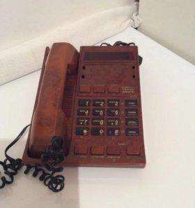 Телефон б/ у, с определителем номера, в хорошем ра