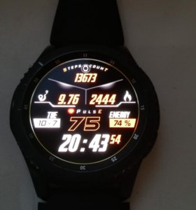 Смарт-часы Samsung Gear S3, возможна рассрочка.