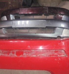 Бампера на разные машины