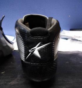 WAVEKON ботинки для конькобежный коньков