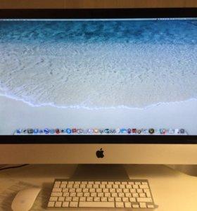 Apple iMac 27 Моноблок, проц i7 3,4 ггц видео 2 гб