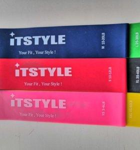 Резинки для фитнеса ITSTYLE