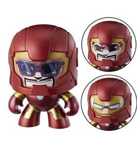 Фигурка железный человек Marvel Mighty Muggs