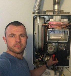 Ремонт газовых котлов, обслуживание газовых котлов