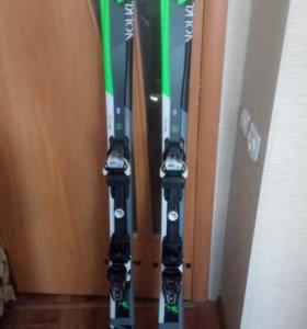 Горные лыжи völkl rtm 75