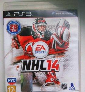 NHL 14 (хоккей)