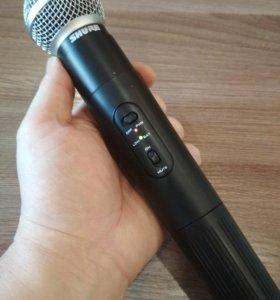 Микрофон беспроводной SHURE SH-200