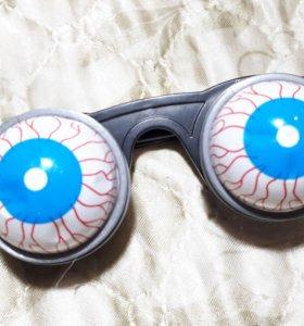 Игрушечные очки