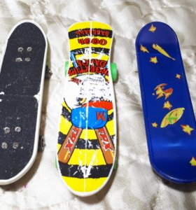 Скейты пальчиковые