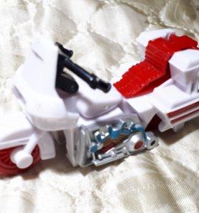 Мотоцикл - трансформер