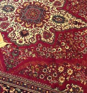 Турецкий ковёр 2,5на3,5