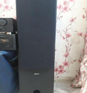 Колонки Sony SS-E 455V напольные