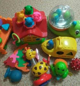 Детские игрушки, купальник